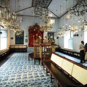 Synagogue - Interior
