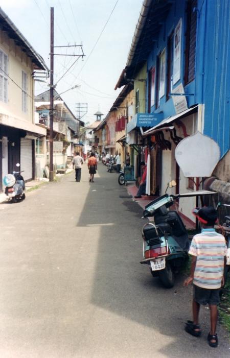 Jews Street (Afternoon)