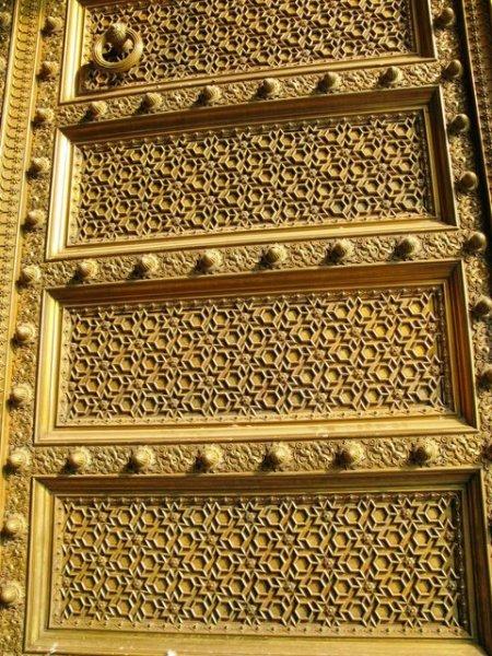 4.Massive Doors