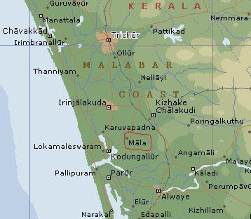 Mala Map