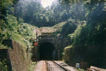 railway_tunnel_araku_vally by Debabrata