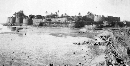 Colaba_Fort,_1855