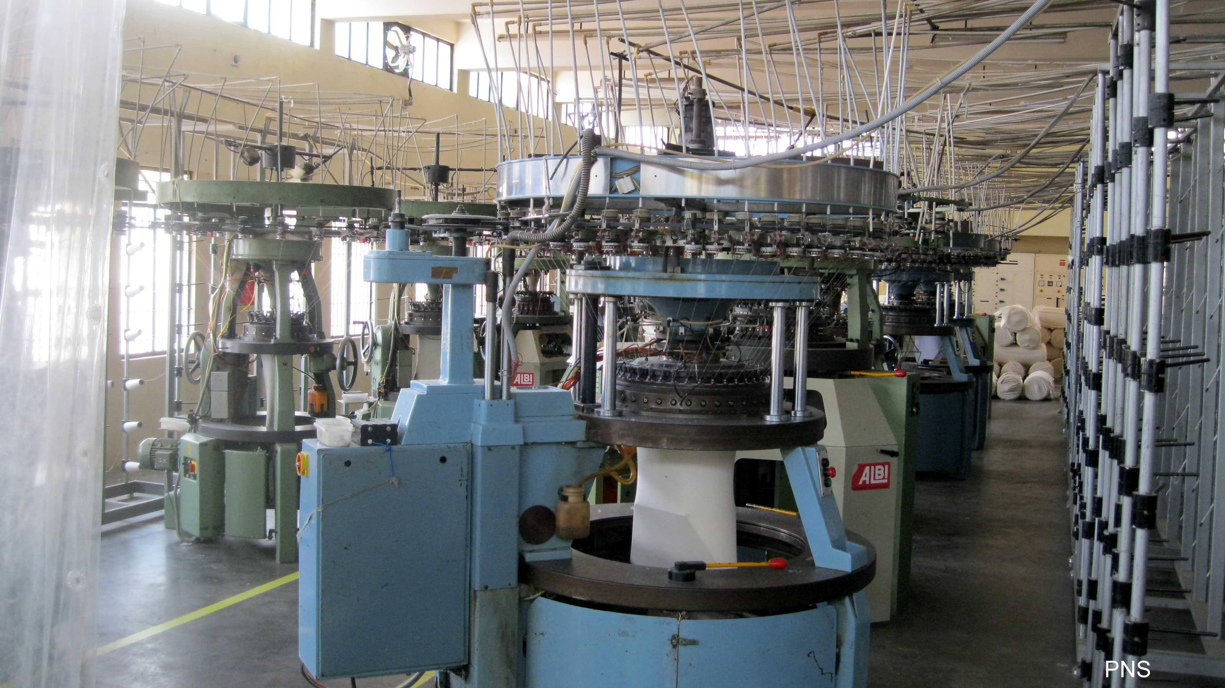 Knitting Units In Tirupur : Malhar
