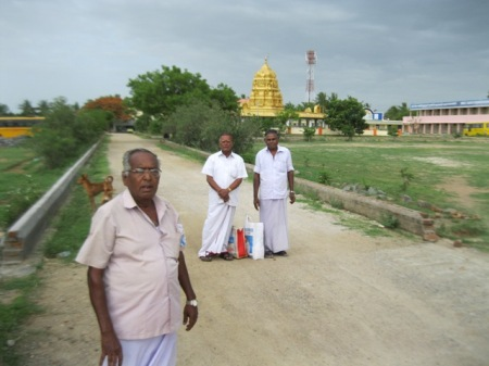 Local Jains at Thirumalai Math
