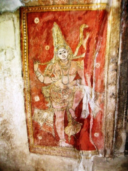 Thirumalai Fresco