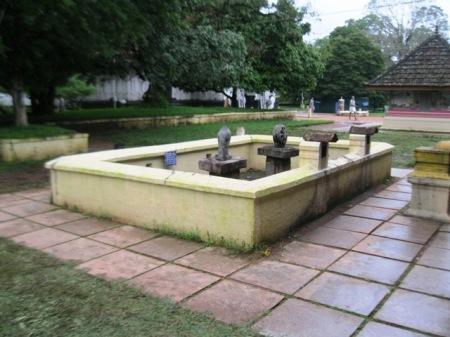 Samadhi of Adi Shankara